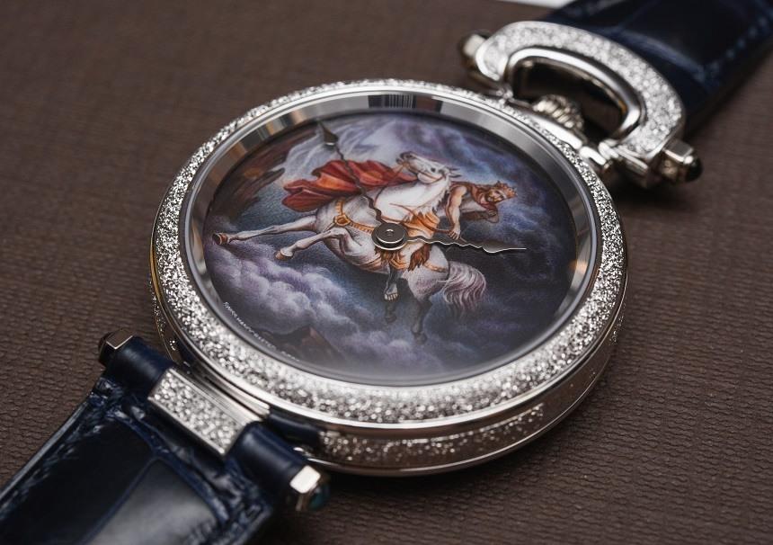 Bovet Amadeo Fleurier 43 Watch