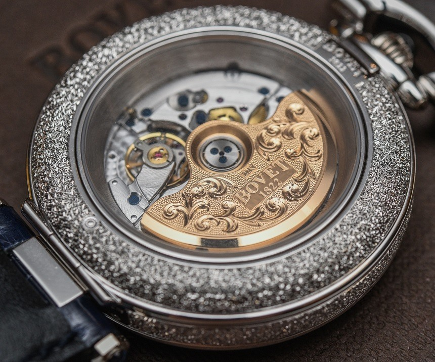 Bovet Amadeo Fleurier 43 Watch