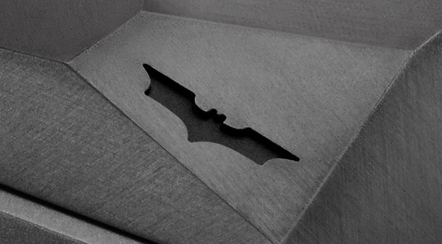 Romain Jerome Spacecraft Batman Watch
