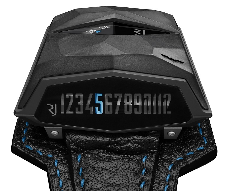 Romain Jerome Spacecraft Batman Watch