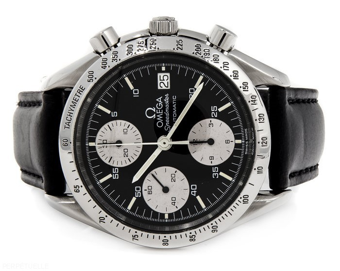 Pre-Owned Omega Speedmaster 3511.50.10 - for sale - Govberg via Perpetuelle