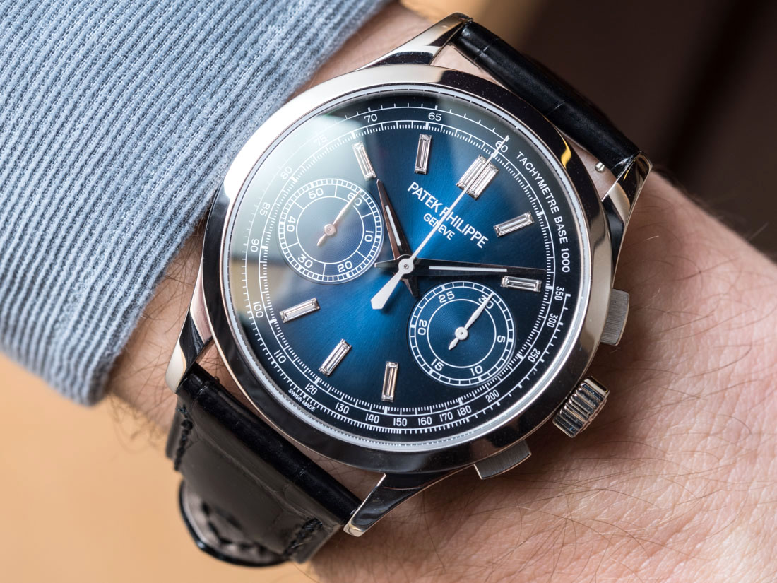 Patek Philippe Calatrava Mens Watch 5196R   Watches Of ...  Patek Watch