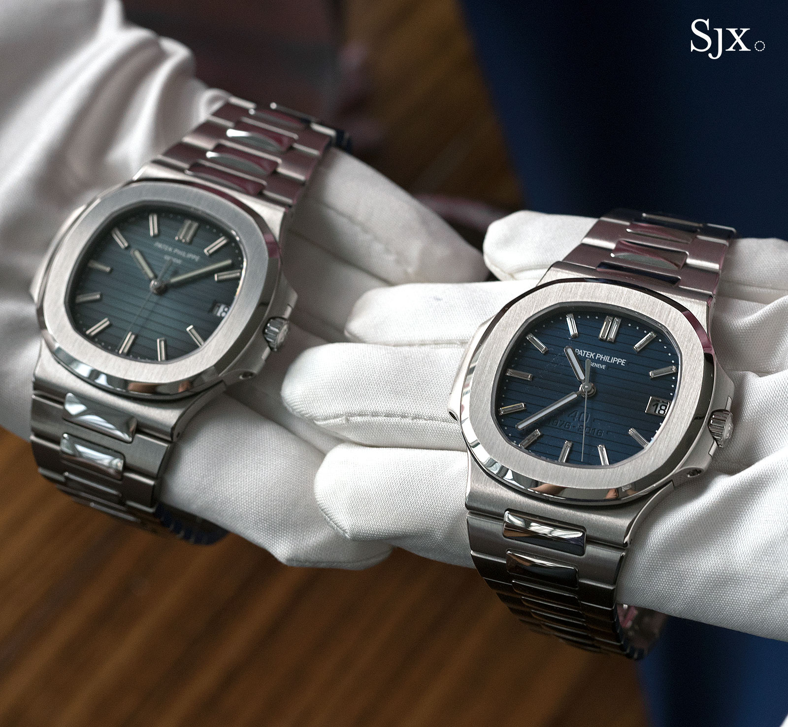7978f2be140 Up Close with the Patek Philippe Nautilus Replica Watches